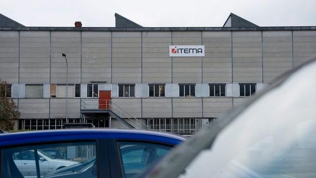 Firmengebäude der Itema in Zuchwil