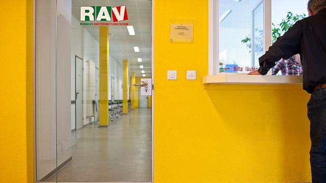 Regionales Arbeitsvermittlungszentrum