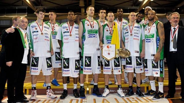 Basketballmannschaft