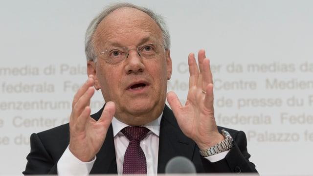 cusseglier federal, Johann Schneider-Ammann