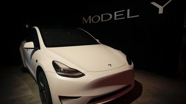 In der Nähe von Berlin soll der Tesla Y gebaut werden.
