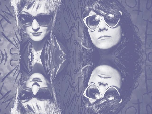The Chikitas viel Energie und Rock 'n' Roll