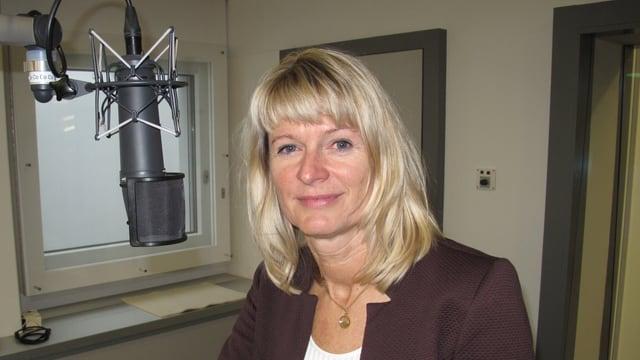 Silvia Bolliger leitet die Diensstelle für Asyl- und Flüchtlingswesen im Kanton Luzern.