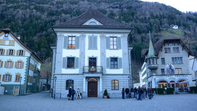 Rathaus des Kantons Uri