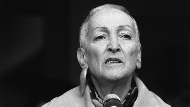 Porträt Meret Oppenheim