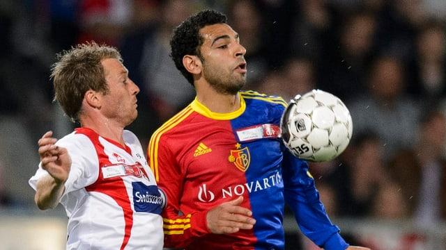 Basels Salah tanzt wieder auf Schweizer Plätzen.