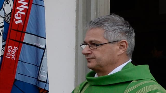 Il prer catolic da Bürglen, Wendelin Bucheli.