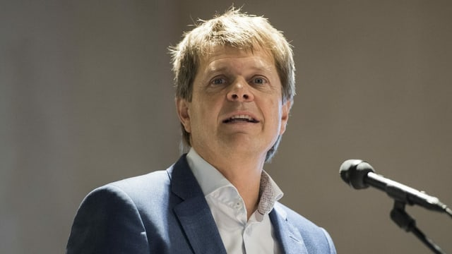 GLP-Präsident Jürg Grossen