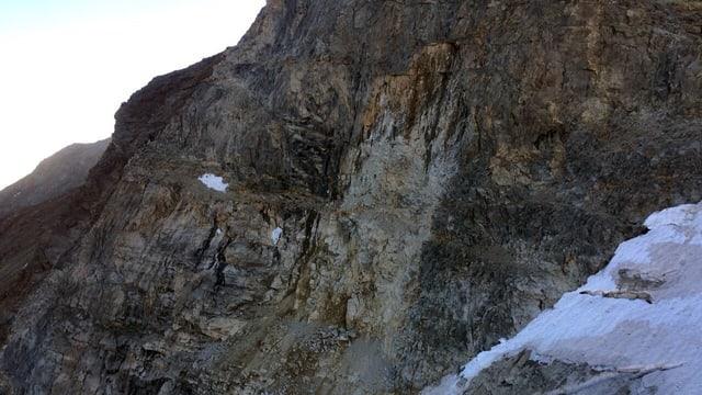 Bova da la vart occidentala dal Piz Cambrena, 3'270 meters sur mar, fotografà ils 27 da fanadur 2015.