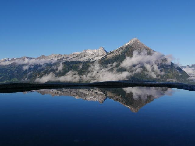 Angezuckerte Berge