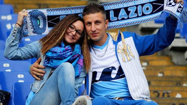 Lazio-Fans