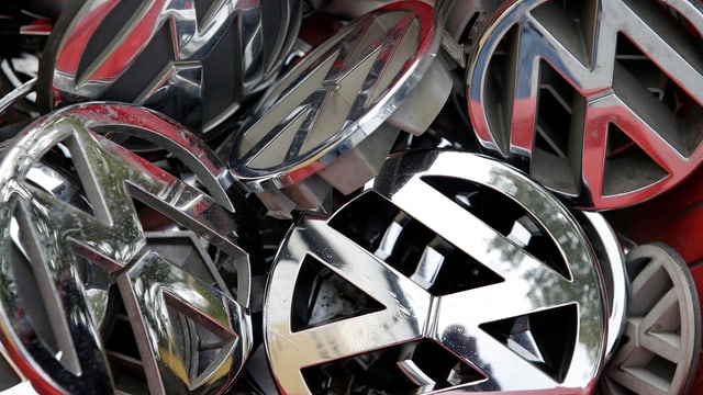 Logo da Volkswagen