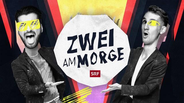 «Zwei am Morge» on air bei SRF Virus