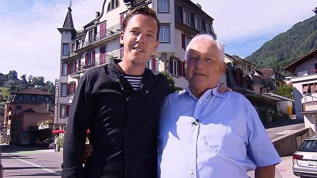 Video «Kanton Luzern - Tag 4 - Seehotel Gotthard, Weggis (Wiederholung)» abspielen