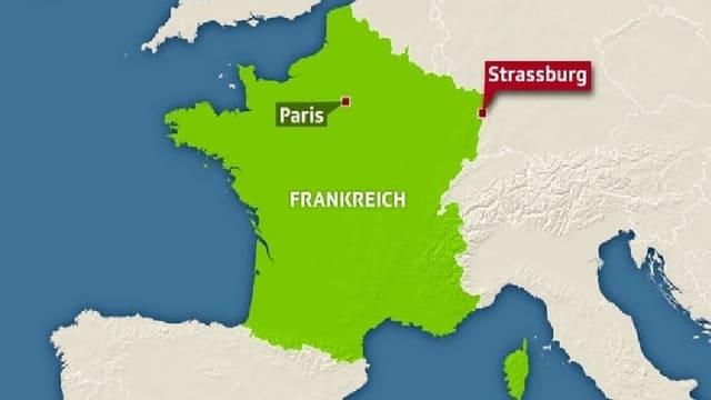 Charta da la Frantscha.