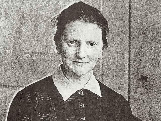 sw-Portrait Rosa Gutknecht