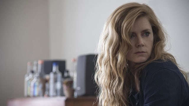 Sensible Hauptfigur: Camille Parker (Amy Adams) in «Sharp Objects».