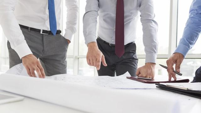 Nach wie vor eine Männerdomäne: die Verwaltungsräte von Schweizer Unternehmen.