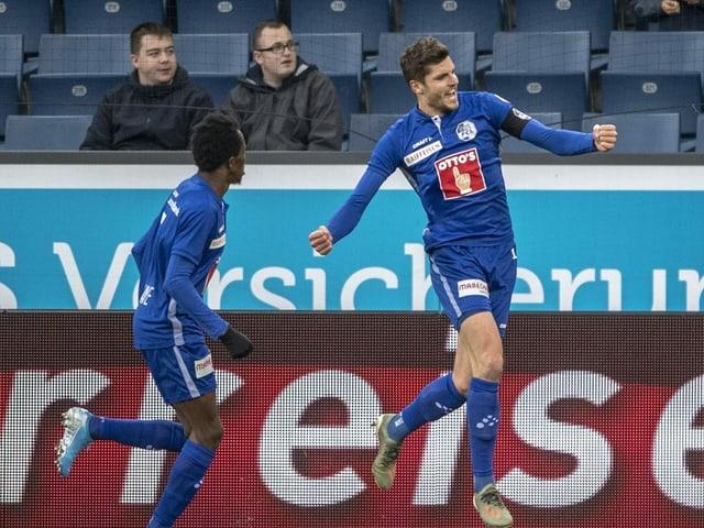 FCB verpasst Tabellenführung - Luzern gelingt der Befreiungsschlag ausgerechnet gegen Basel