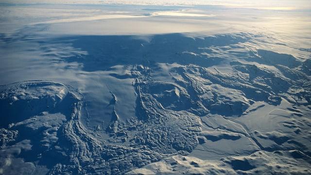 Glatscher Vatnajökull