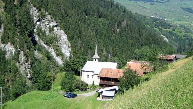 St. Martin im Kanton Graubünden