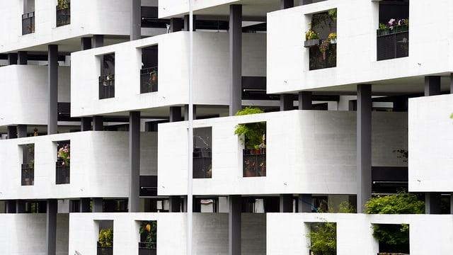 Wohnüberbauung in Zürich