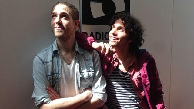 Das Duo Lo und Leduc