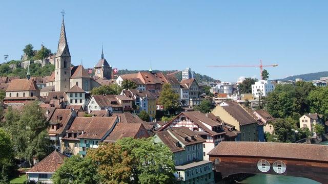 Stadtansicht Baden