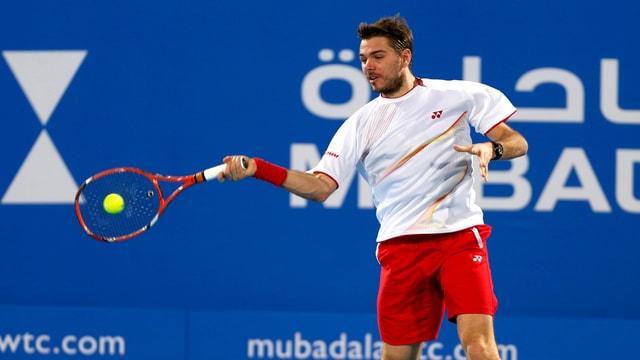 Stanislas Wawrinka unterlag David Ferrer.