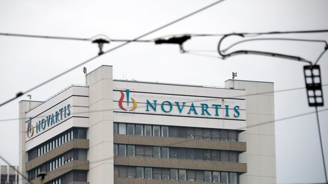 Novartis-Campus in Basel