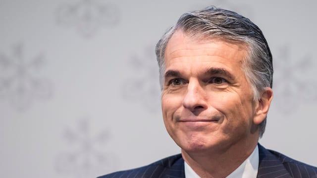 Il CEO da la banca gronda UBS Sergio Ermotti.