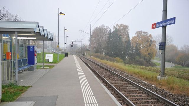 Station Münsterlingen
