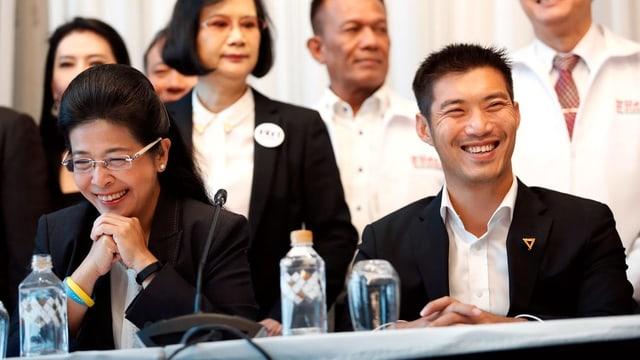 Thailand/Wahlen
