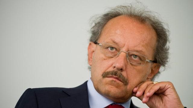 Portät Thomas Hansjakob (Archivbild 2012).