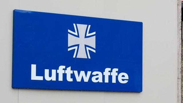 Purtret da la Luftwaffe tudestga.