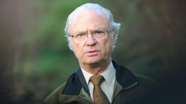 Porträt König Carl Gustaf