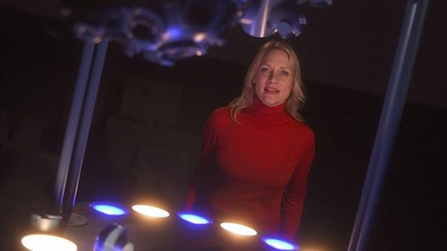 Video «Eva Wannenmacher schaut in den Himmel» abspielen