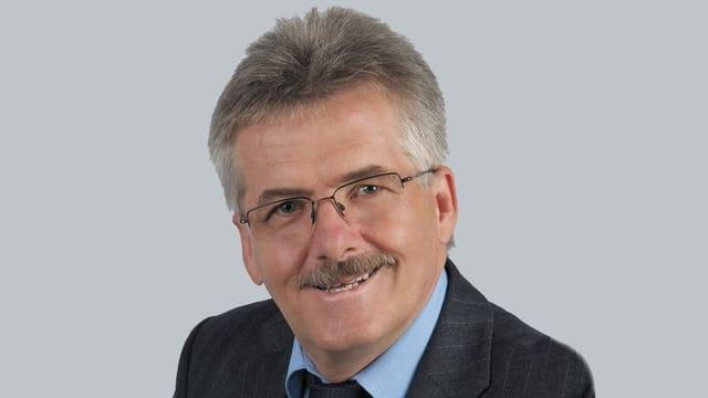 Portrait von Oskar Kämpfer