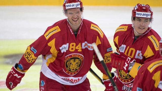 Tigers-Finnen