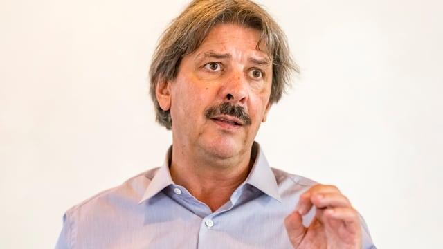 Paul Rechsteiner.