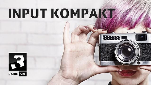 Logo der Sendung «Input Kompakt».