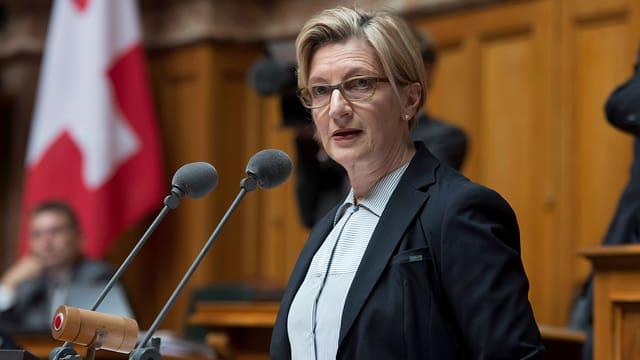 Gabi Huber (FDP/UR)