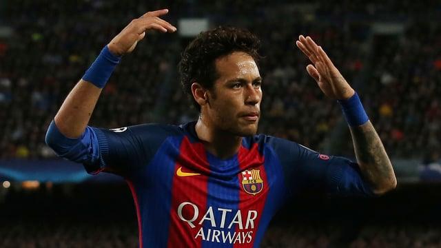 Neymar wechselt nach Paris.