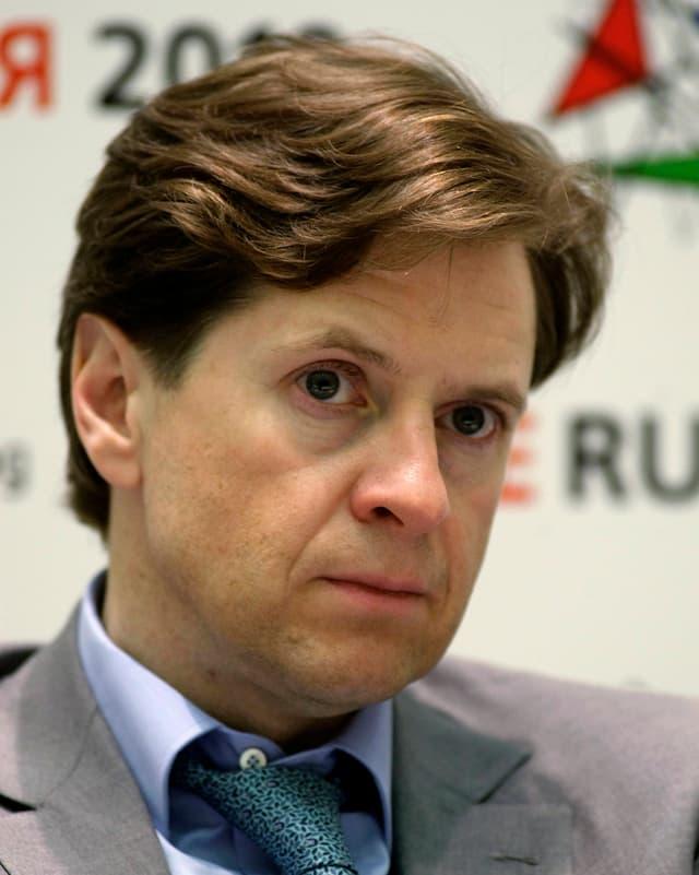 Andrei Borodin.