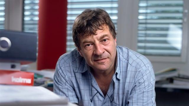 Kurt Imhof.