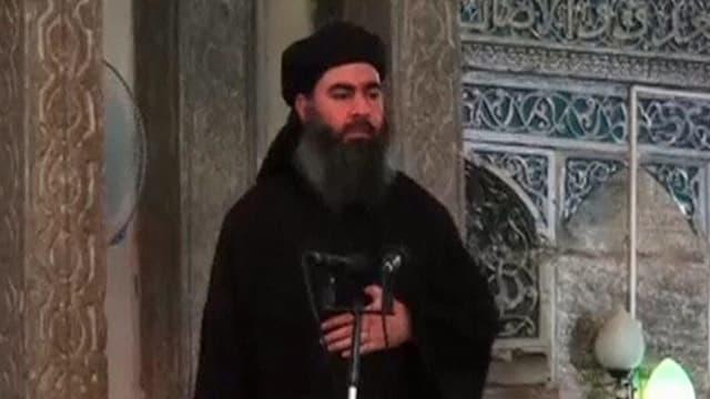 Wo ist der IS-Führer?