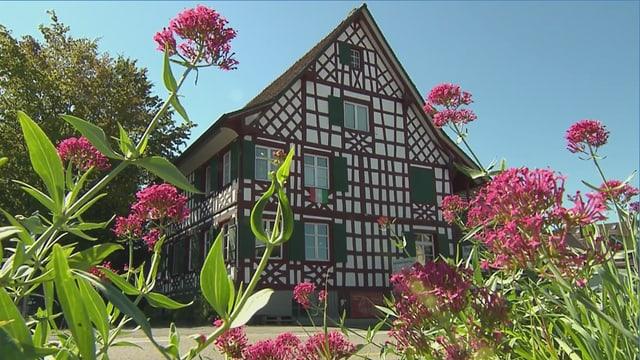 Video «Kanton Thurgau – Tag 3 – Wirtschaft zum Roten Haus, Landschlacht» abspielen