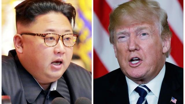 Treffen zwischen Trump und Kim nimmt Formen an