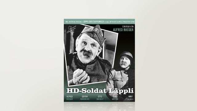 Läppli: HD-Soldat Läppli - Blu-ray