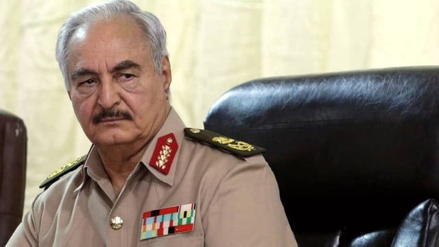 General Chalifa Haftar